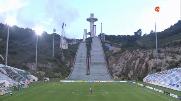 Gangwon Pyeongchang Stadium Aug 20