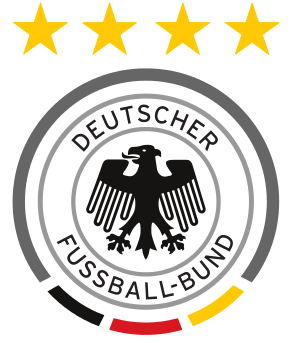 Germany Football Badge