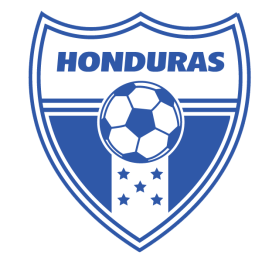 Honduras National Team Badge 2016