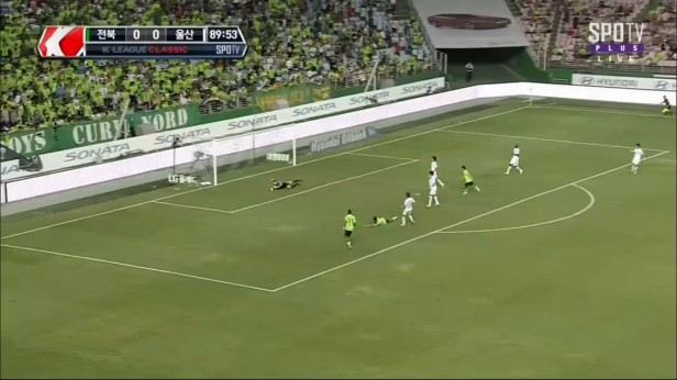 Jeonbuk v Ulsan Aug 16 K League (3)