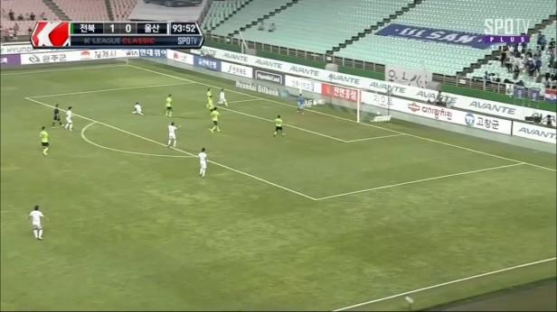 Jeonbuk v Ulsan Aug 16 K League (5)