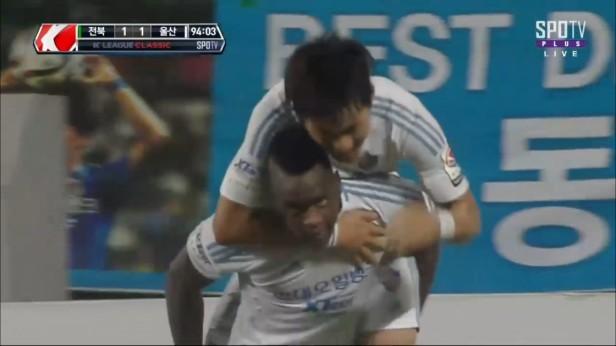 Jeonbuk v Ulsan Aug 16 K League (6)
