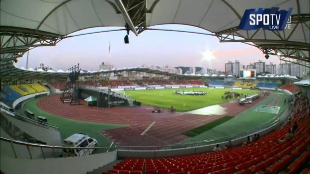 K League August 10th 2016 Seongnam FC Stadium