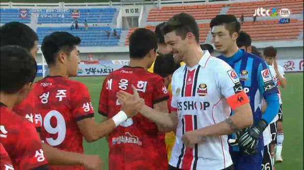K League August 10th 2016 Seoul