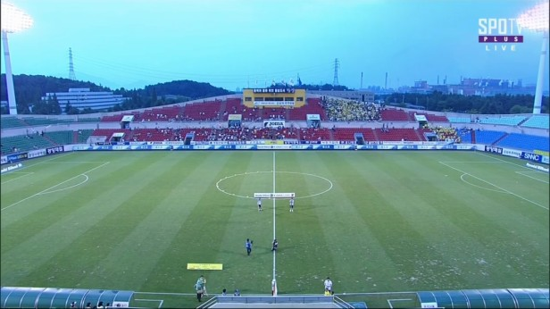 K League Wednesday August 17th
