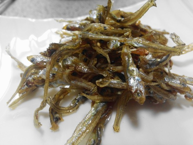 Korean Dried Anchovies 2016
