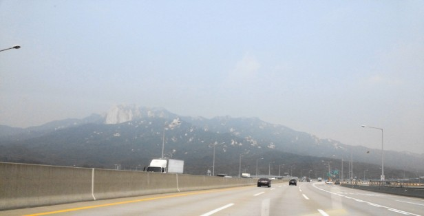 Northern Mountains of Seoul (1)