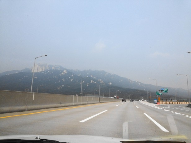 Northern Mountains of Seoul (2)