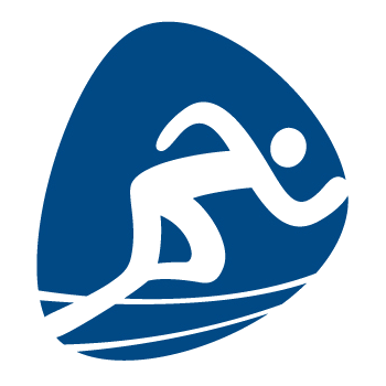 Rio 2016 Athletics Icon