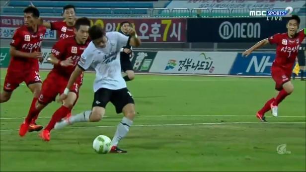 Sangju Sangmu Seongnam FC Aug 2016 (2)