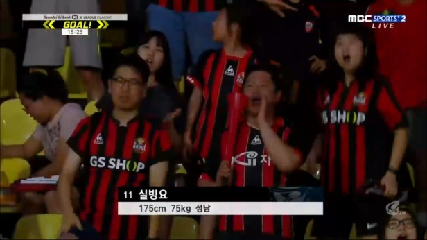 Seongnam v FC Seoul Aug 16 K League (3)