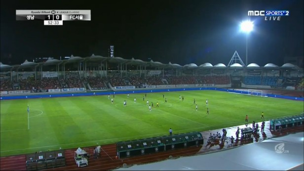 Seongnam v FC Seoul Aug 16 K League (7)