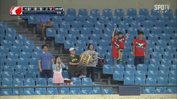Seoul E-Land v Goyang Zaicro Aug 2016 (1)