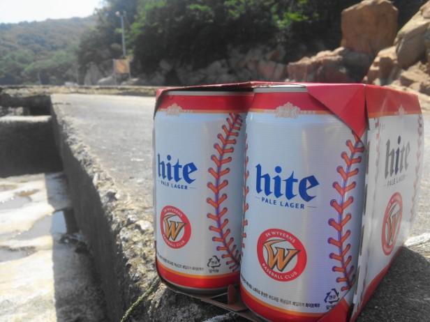 SK Wyverns Hite Beer Incheon Beach (1)