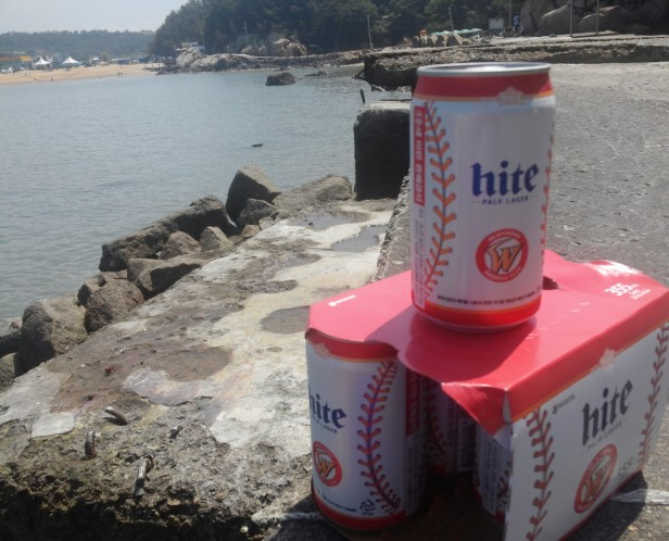 SK Wyverns Hite Beer Incheon Beach (2)