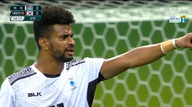 South Korea u23 Fiji u23 Rio 2016 (1)