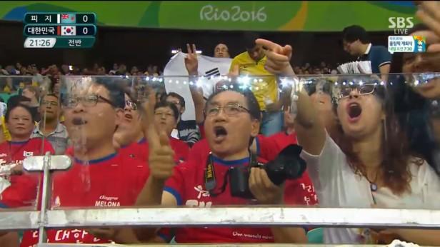 South Korea u23 Fiji u23 Rio 2016 (2)