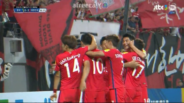 South Korea v China PR World Cup 2018 Q (11)