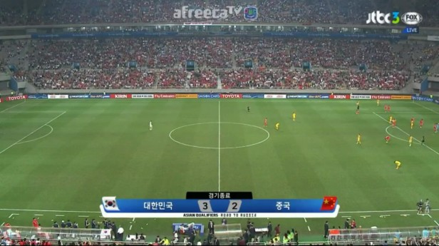 South Korea v China PR World Cup 2018 Q (5)