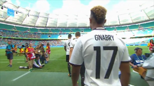South Korea v Germany Rio 2016 Football (1)