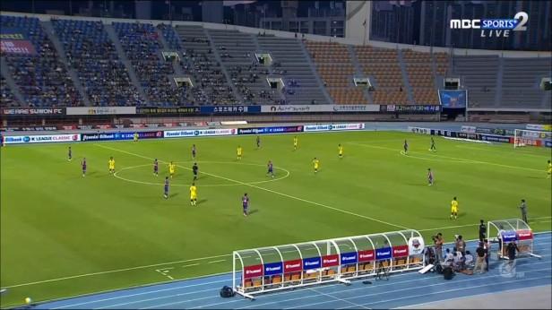 Suwon FC v Incheon United Aug 2016 (1)