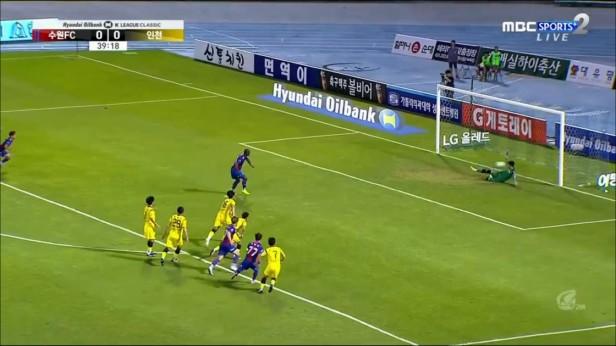 Suwon FC v Incheon United Aug 2016 (2)
