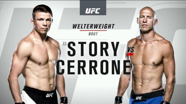 UFC 202 Weigh-ins Rick Story vs. Donald Cerrone 2