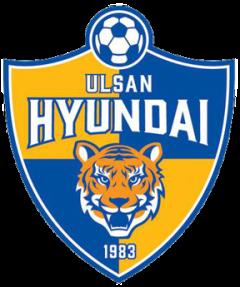 Ulsan Hyundai K League Badge