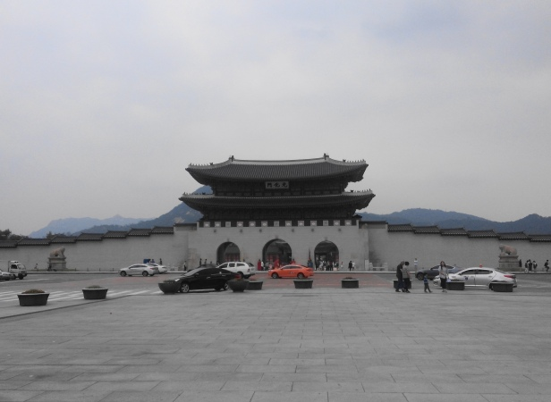 Gyeongbokgung Palace Front Gate