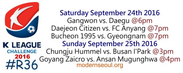 k-league-challenge-2016-round-36-september-24-25th