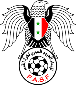 Syria National Team Badge