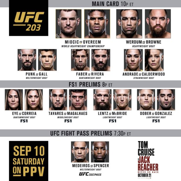 ufc-203-fight-card-full-sept-10th