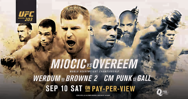 UFC 203 Full Main Card Preview Cleveland