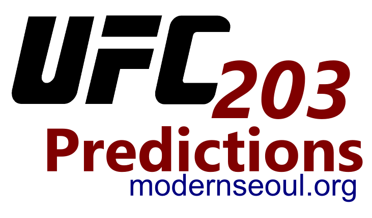 UFC 203 Predictions Banner