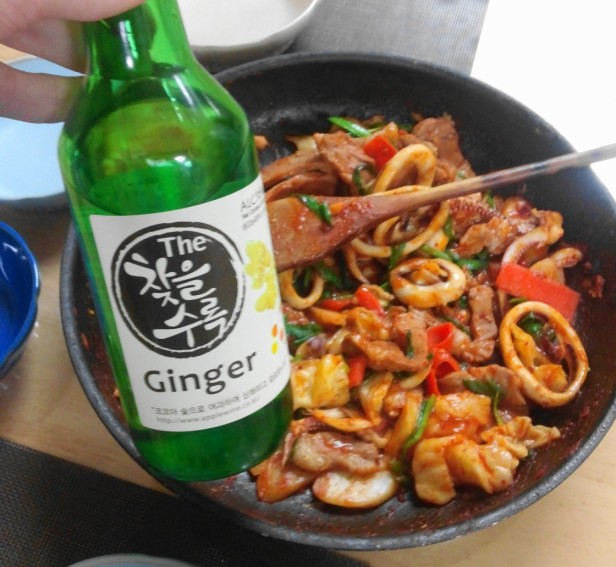 ginger-soju-korean-drink-4