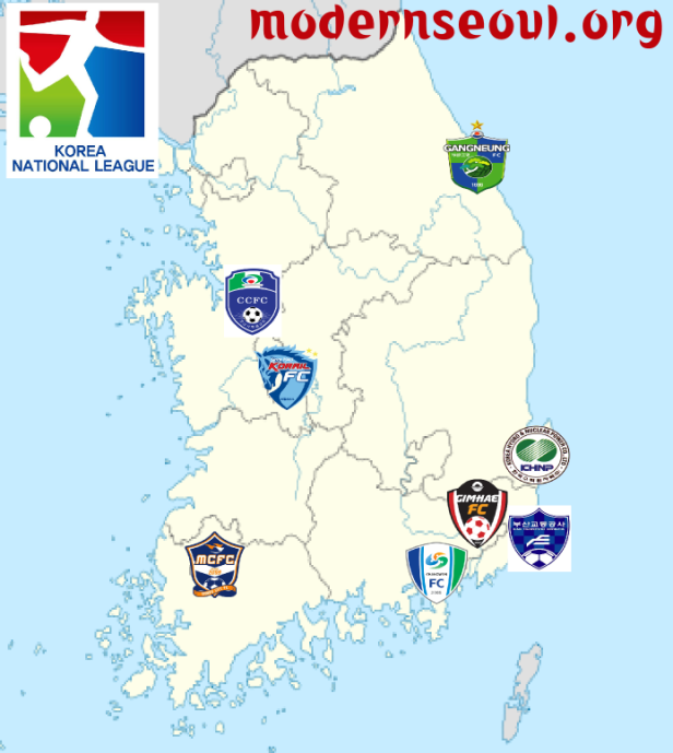 korea-national-league-map-2017