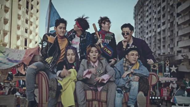 Block B Shall We Dance