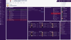 ansan greeners - fm19 2018 post season